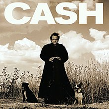 johnny cash man in black album