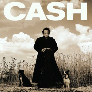 American Recordings (album) - Image: Johnny Cash American Recordings