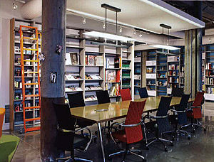 University of Nebraska Omaha - Kaneko-UNO Library Study space