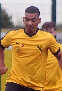 Karle Carder-Andrews English footballer