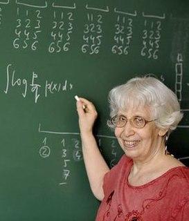 Katalin Marton Hungarian mathematician