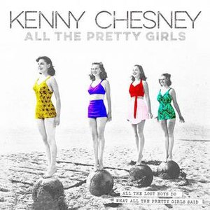 All the Pretty Girls - Image: Kenny Chesney ATPG