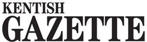 Kentish Gazette - Image: Kentish gazette