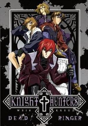 Weiß Kreuz - Image: Knight Hunters DVD