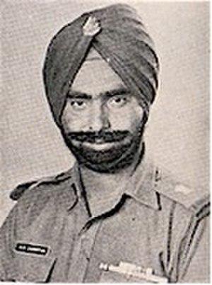 Battle of Longewala - Brigadier Kuldip Singh Chandpuri was awarded Maha Vir Chakra, India's second highest gallantry award