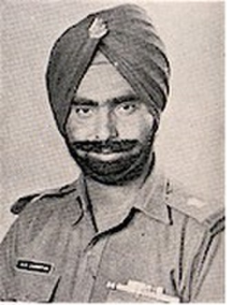 Battle of Longewala - Brigadier Kuldip Singh Chandpuri was awarded Maha Vir Chakra, India's second highest gallantry award