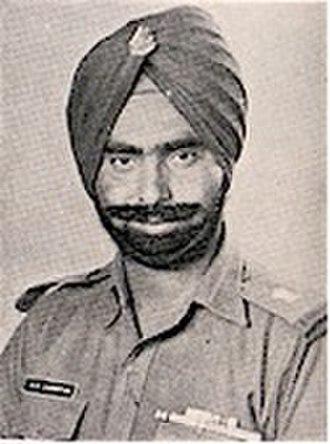 Kuldip Singh Chandpuri - Image: Kuldipsinghchandpuri Gujjar