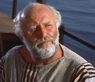 Laurence Naismith - As Argus in Jason and the Argonauts (1963)
