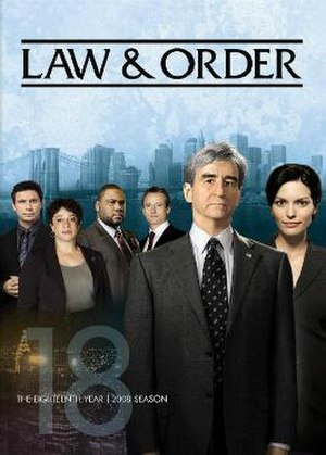 Law & Order (season 18) - Image: Law And Order S18