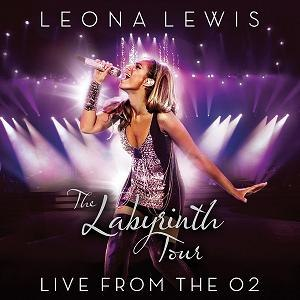 The Labyrinth Tour: Live from the O2 - Image: Leona Lewis – The Labyrinth Tour – Live from the O2 (album cover)