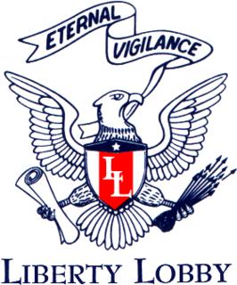 Liberty Lobby organization