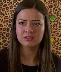 Hollyoaks carmel strip video