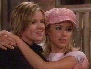 Marah Lewis - Lindsey McKeon as Marah Lewis (2001–2004)