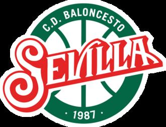 CB Sevilla - Image: Logo of CB Sevilla