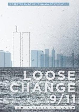 Loose Change - Loose Change 9/11: An American Coup DVD Cover