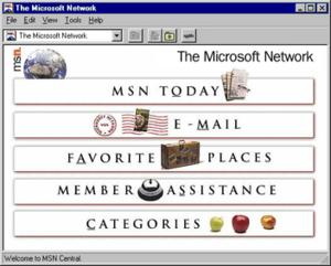 MSN Dial-up - MSN Central