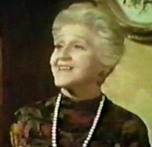 Mabel Albertson - Mabel Albertson on an episode of  The Ghost & Mrs. Muir