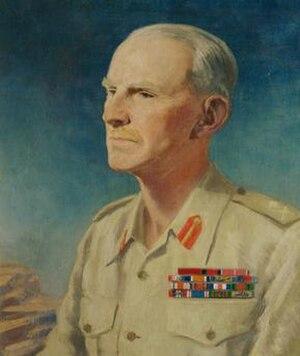 Arthur Reginald Chater - Image: Major General A. R. Chater