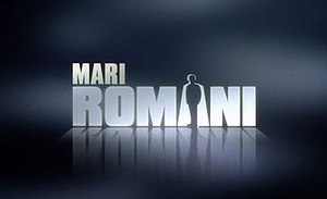 100 Greatest Romanians - TV show's logo