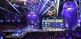 The Masked Singer American TV Series Wikipedia
