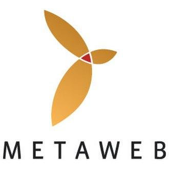 Metaweb - Image: Metaweb Logo