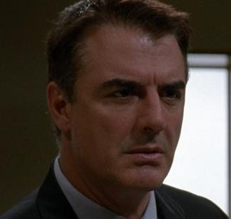 """Mike Logan (Law & Order) - Mike Logan as he appears in the final scene of the episode """"Last Rites"""": This episode aired nearly 18 years after Noth's first portrayal of the character, and this was the final appearance of the character."""