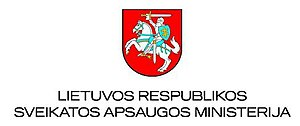 Ministry of Health (Lithuania) - Image: Ministry of Health of the Republic of Lithuania logo
