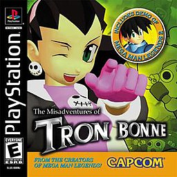 The Misadventures of Tron Bonne cover art