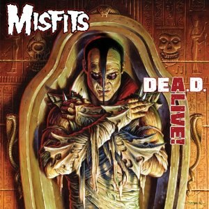 Dead Alive! - Image: Misfits Dead Alive cover