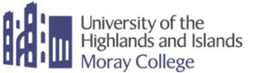 Moray College - Image: Moray College UHI logo