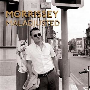 Maladjusted - Image: Morrissey Maladjusted 2009 reissue