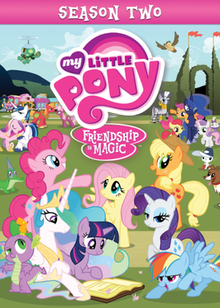My Little Pony Friendship Is Magic Season 2 Wikipedia
