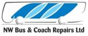 Darwen North West - Image: NW Bus & Coach Repairs logo