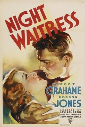 Night Waitress - Theatrical release poster