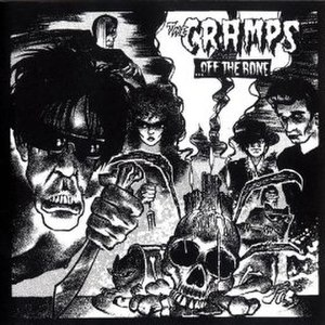...Off the Bone - Image: Off The Bone The Cramps