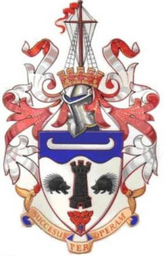 Oromocto - Image: Oromocto NB coat of arms