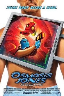 film Osmosis Jones en streaming