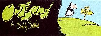 Outland (comic strip) - Image: Outlandtitle