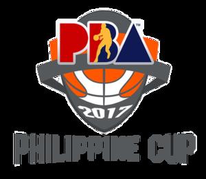 2016–17 PBA Philippine Cup - Image: PBA2016 17 philcup