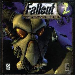 Fallout 2 - Fallout 2 cover art