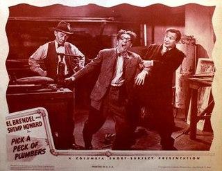 <i>Pick a Peck of Plumbers</i> 1944 film