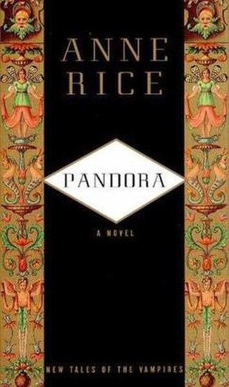 Pandora (novel) - First edition
