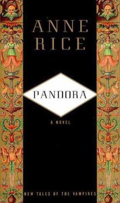 Picture of a book: Pandora