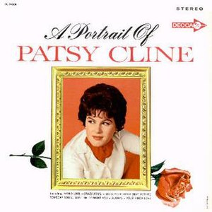 A Portrait of Patsy Cline - Image: Patsy Cline A Portrait