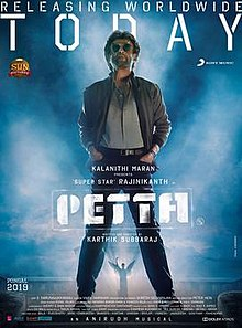 Petta 2019 Hindi 720p HDRip x264  LineAudio TAMILROCKERS