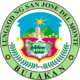 Official seal of San Jose del Monte