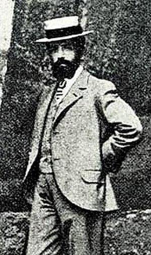 Pierre Lalo - Lalo in 1902