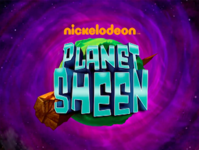 Picture of a TV show: Planet Sheen