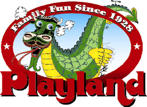 Playland (New York) - The park's logo.