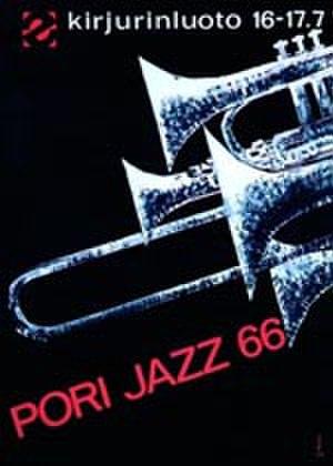 Pori Jazz - Image: Pori jazz 66 poster